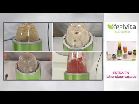 Batidora de vaso FeelVita