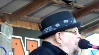 David Allan Coe - Bikeweek 2011 - IHS - Jimmy Buffett