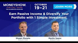 Earn Passive Income & Diversify Your Portfolio with 1 Simple Investment