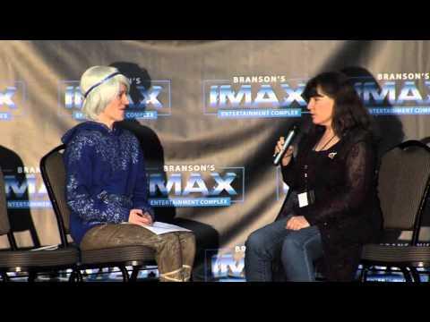Vidéo de Christie Golden