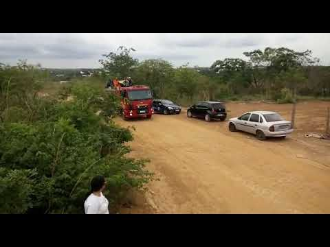 Enterro do guarda municipal assassinado em Balsas