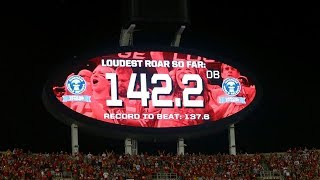 10 Of The LOUDEST And Craziest Stadium Moments EVER (TURN YOUR VOLUME ON)