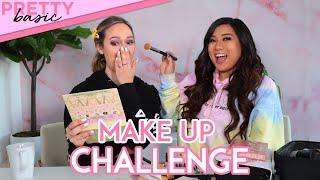 Remi does Alisha's MakeUp! Pretty Basic