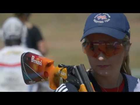 Amber Hill, Olympic Skeet - Road to Rio