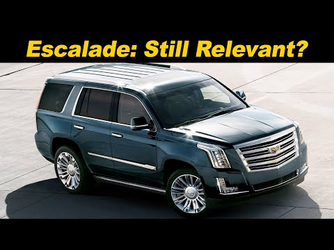 External Review Video KJz33wBVbM0 for Cadillac Escalade Full-Size SUV (4th Gen)