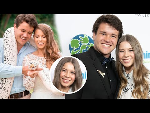 Bindi Irwin Family Video With Husband Chandler Powell