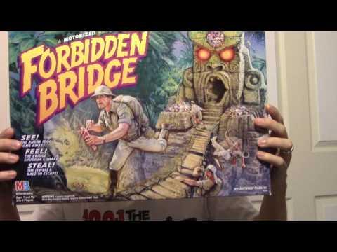 Matt's Boardgame Review Episode 147: Forbidden Bridge