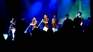 Super7 - Little Things at Konser Charity For Kelud