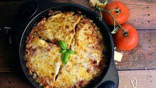 Easiest Keto Meatza You'll Ever Make!