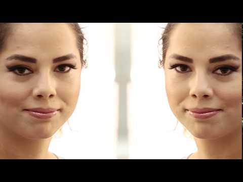 Doğal & Sade Göz Makyajı Uygulaması