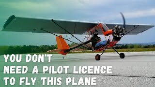 8 Airplanes You Can Legally Fly Without A Pilot License
