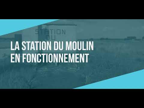 Polder itinéraire | La station du Moulin