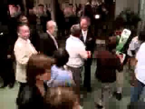 堺市五箇荘小学校 東とおる個人演説会