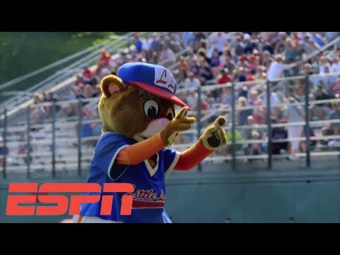 Foudy's Finds: Uncovering what type of animal the Little League World Series mascot is | ESPN