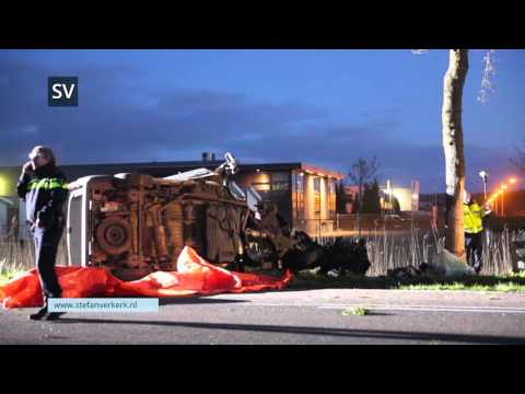 Geen enkel dodelijk verkeersongeval in gemeente Dronten in 2017