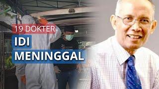 Dinyatakan Meninggal akibat Corona, Dokter Naek L Tobing Menjadi Dokter ke-19 yang Wafat