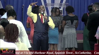 Welcome To Communion, Healing & Deliverance Service :  August 26, 2018 -