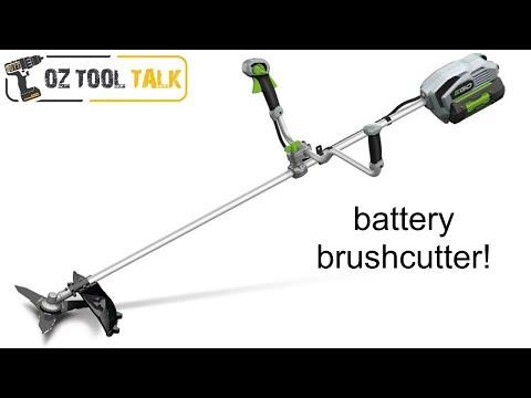 EGO Brushcutter 56V – Blade & String, 38cm, BC3800E