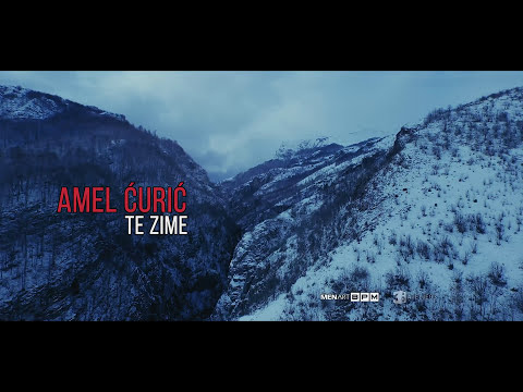 Drake - AMEL ĆURIĆ — TE ZIME (Official Video 4K)