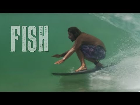 Fish: Surfboard Documentary – Official Trailer – Something Kreative [HD]