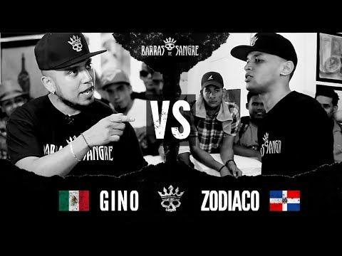 Barras De Sangre: Gino 🇲🇽  vs Zodiaco RDK 🇩🇴 [ Batallas Escritas ]