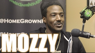 MOZZY Remembers Rapping At 14 Years Old & Applying Street Knowledge To Music
