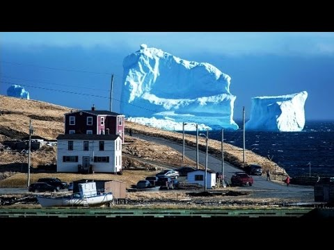 Atlantic Begins to Cool, Icebergs Abound & Global Warming Can't Explain Cosmic Cycles (371)