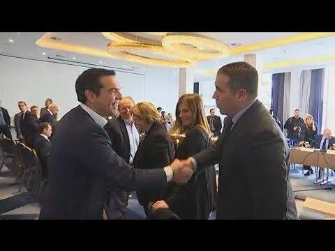 Στη Θεσσαλονίκη  ο πρωθυπουργός Αλέξης Τσίπρας