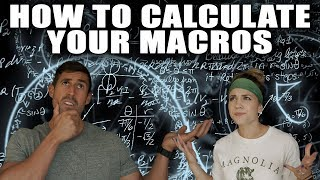What are Macros - How to Calculate Your Macros - Beginners Guide to Calculating Macros.