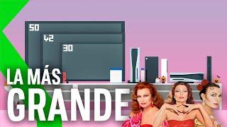 EL TAMAÑO de PS5 y XBOX: ESTO ES lo que OCUPA la NEXT GEN en TU SALÓN