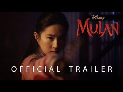 Mulan - Filmové a seriálové trailery