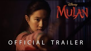 Mulan - Official Trailer