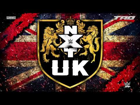"""WWE: NXT UK - """"Dusted"""" - Official Theme Song"""