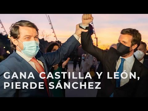 Gana Castilla y León, pierde Sánchez