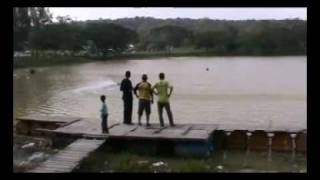 preview picture of video 'RC Boat di Tasik Putra, Kulim'
