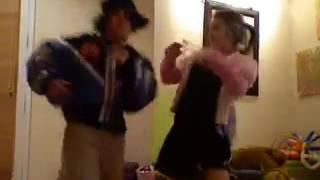 Ariana Grande and Aaron Simon Gross rap video