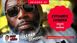 Interview with Music & Film Creator Cymande Coburn | Kickin' It With KoolKard Podcast