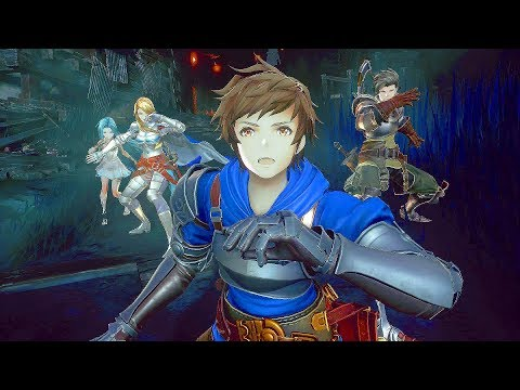 Granblue Fantasy Relink – NEW Gameplay Demo (PlatinumGames Action RPG) PS4