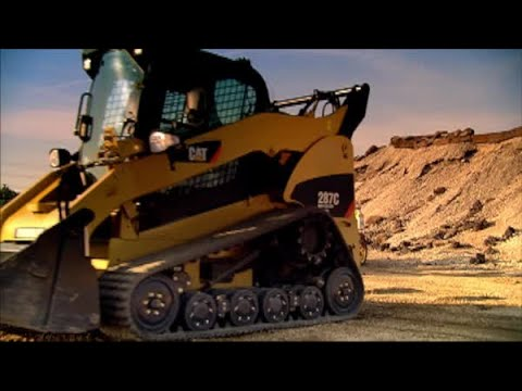 Caterpillar and NASA - Partners for Progress