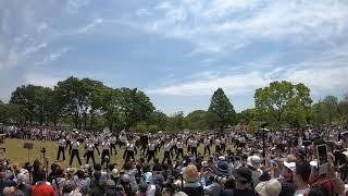 ブラスエキスポ2019 京都橘高等学校吹奏楽部 Kyoto  Tachibana SHS Band 交歓コンサート Sing Sing Sing