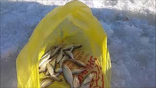 Рыбалка на федуловской протоке.