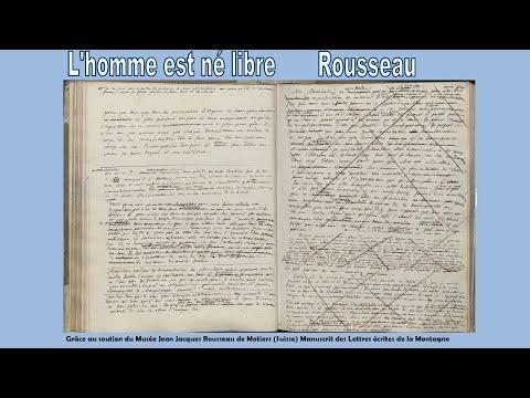 Cérémonie en l'honneur de Jean-Jacques Rousseau au Panthéon