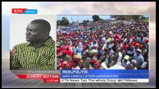Sunday Edition: Real Politics - The latest on presidential nominations - 12/3/2017