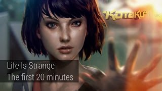 Life Is Strange - the first 20 minutes