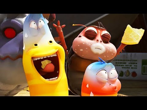 LARVA - LEMON SLICE | Cartoon Movie | Cartoons For Children | Larva Cartoon | LARVA Official