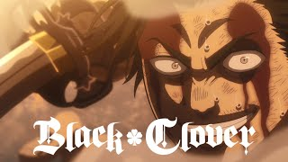 Black Clover Episode 166 English Sub – Crunchyroll Clip: Dark Magic: Death Thrust!