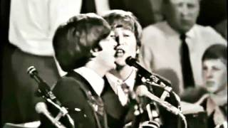 The Beatles - Baby's in black HQ