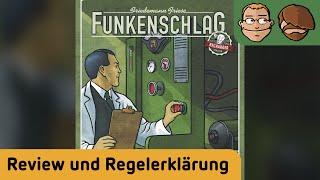 Funkenschlag – Brettspiel – Review und Regelerklärung