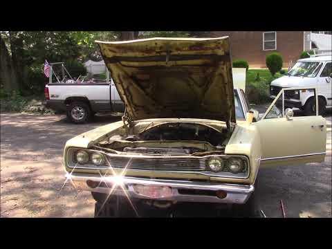 Dodge Hellcat Powered 1969 Coronet - Part 3