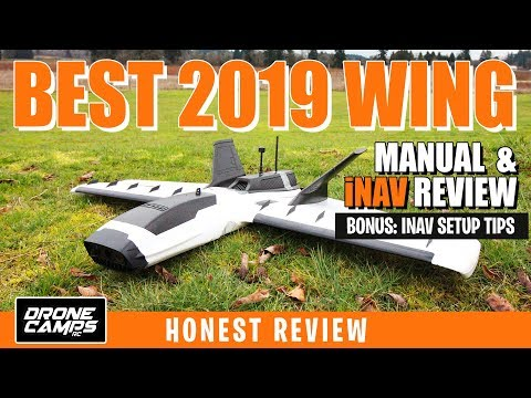 best-2019-fpv-wing--zohd-dart-xl--fpv-los-manual-inav--complete-review